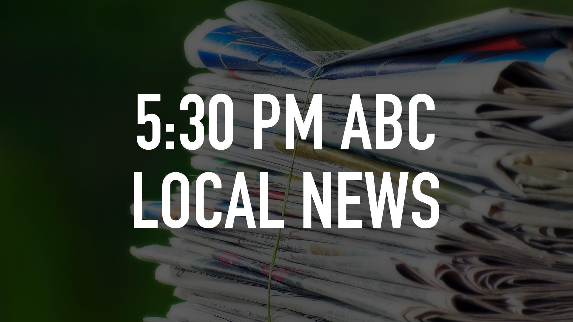 Watch 5:30 PM ABC Local News | Stream on fuboTV (Free Trial)
