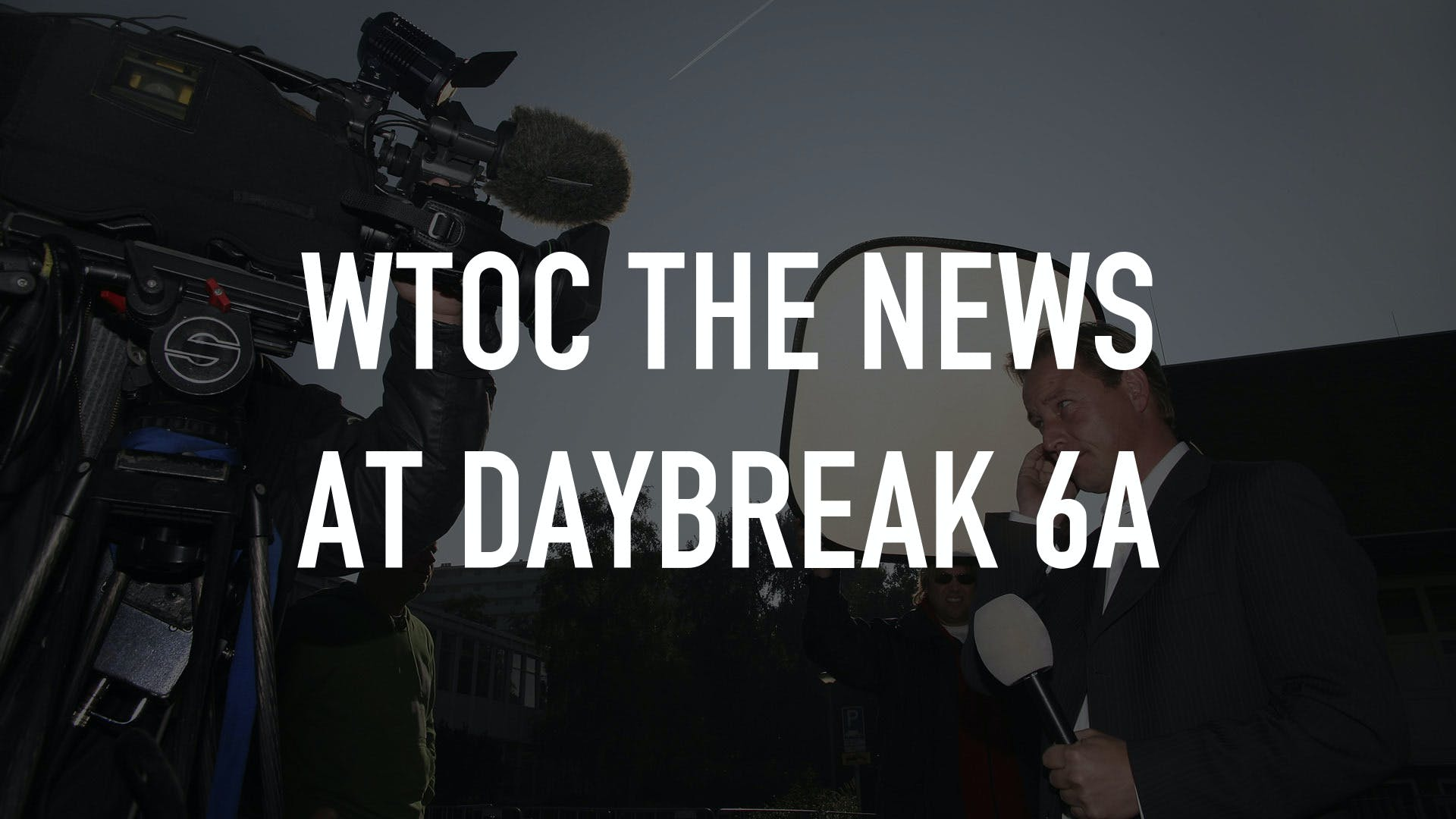 Watch WTOC THE News at Daybreak 6A | Stream on fuboTV (Free Trial)