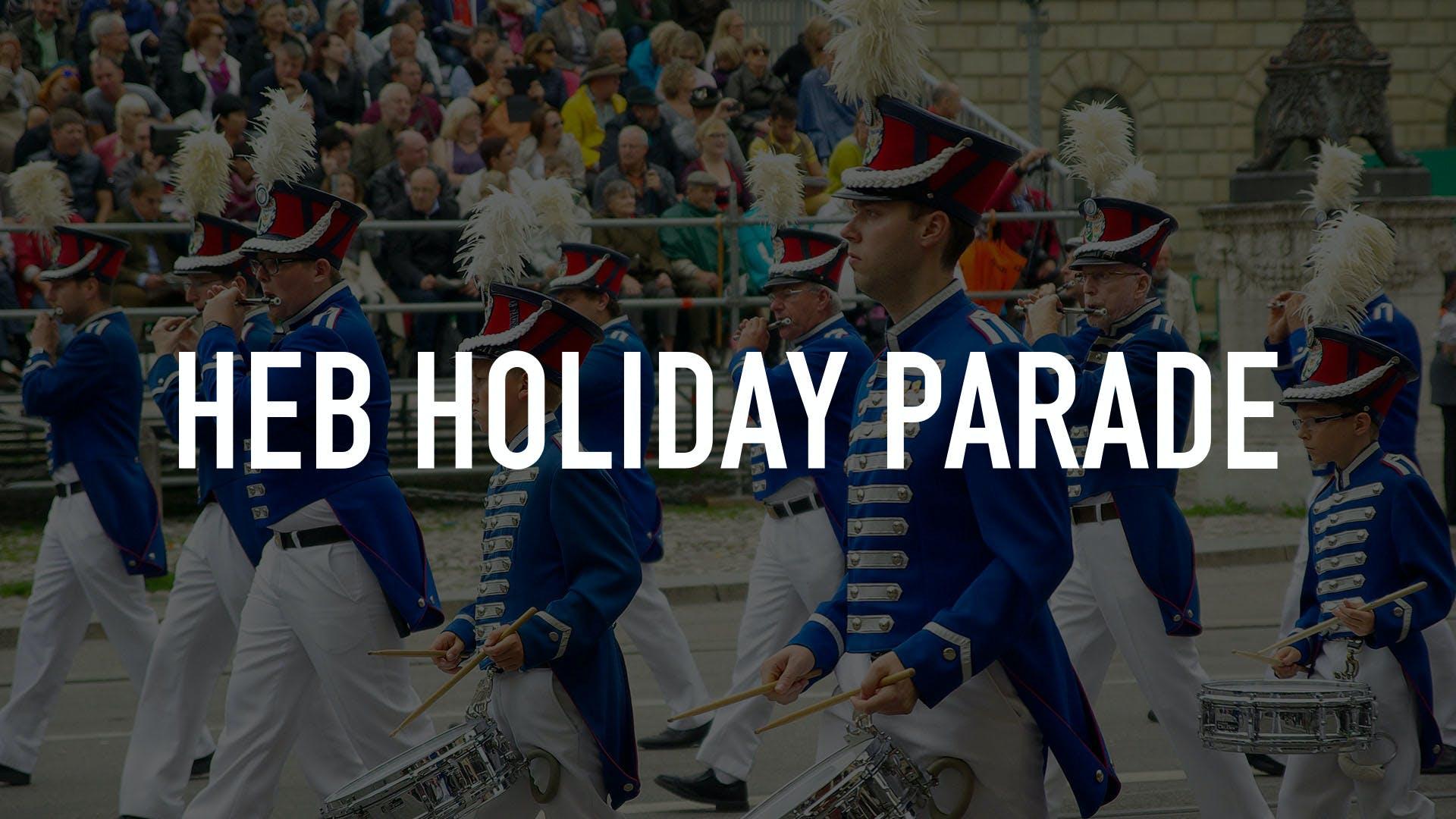 Watch HEB Holiday Parade | Stream on fuboTV (Free Trial)