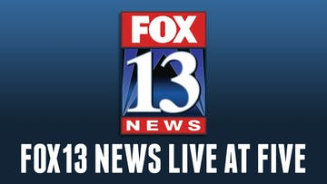 Watch FOX 13 News Live at Five   Stream on fuboTV (Free Trial)