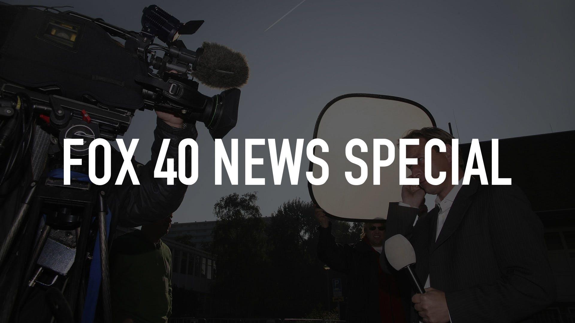 Watch FOX 40 News Special | Stream on fuboTV (Free Trial)